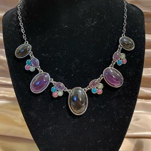 Necklace w/ Matching Earrings & Ring Set